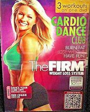 The Firm: Cardio Dance Club (DVD, 2012)
