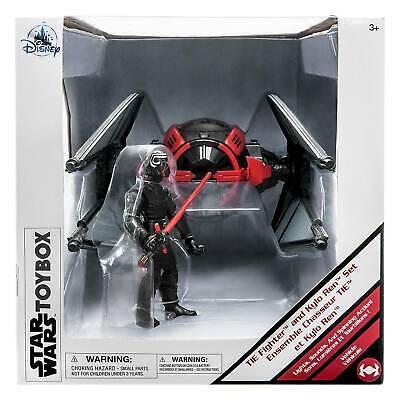 Disney Kylo Ren With Tie Fighter Play Set Toybox Star Wars The Rise Of Skywalker 461014218643 Ebay