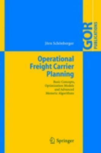 GOR-Publications: Operational Freight Carrier Planning : Bas