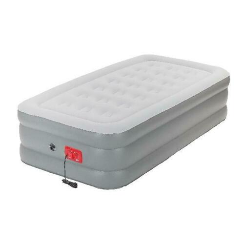 Coleman SupportRest Elite Double-High Inflatable Air Mattress Bed Built-In Pump