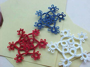 Tatting-Red-White-Blue-Stars-Tatted-Crazy-Quilts-Scrapbooks-Cards-Applique
