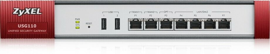 Router, zywall 110, God