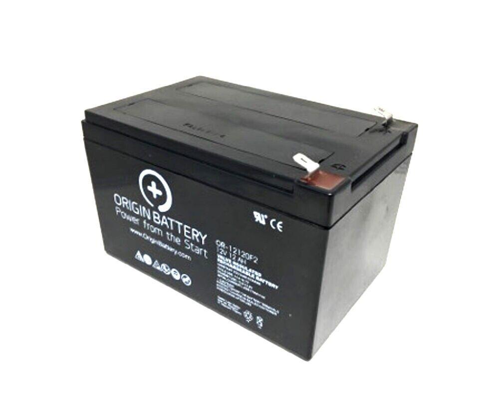 12V 12AH Alarm Battery SLA AGM w/1 Year Warranty