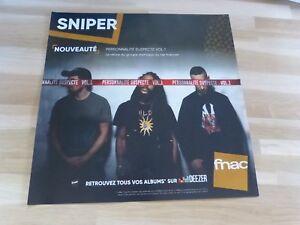 Sniper-Personalita-il-Sospetto-Vol-1-Plv-30-x-30-cm-i-Display