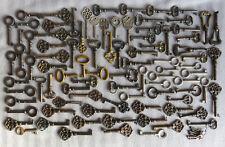 Konvolut alte Schlüssel MEMA WUK Ekawerk Möbel Schrank restauration Sammler RARE
