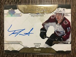 Tyson-Jost-2017-18-Ultimate-Collection-Future-Legacy-Signatures-C-039-D-FLS-TJ