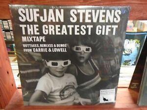 Sufjan Stevens The Greatest Gift LP NEW YELLOW Colored ...