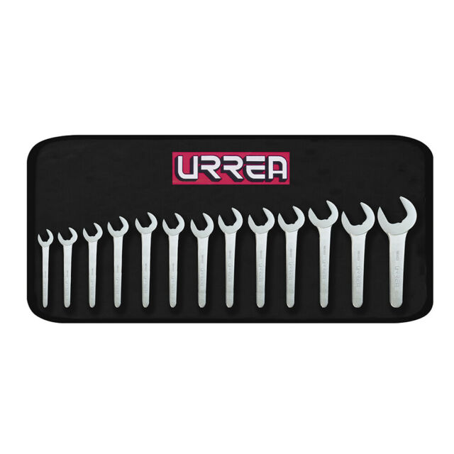 13-Piece URREA U3500A Pump Wrench Set