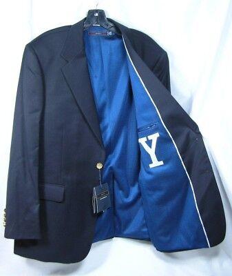 Harvard University Team Blazer Licence Logo Veste De Sport Court-Regular-Tall