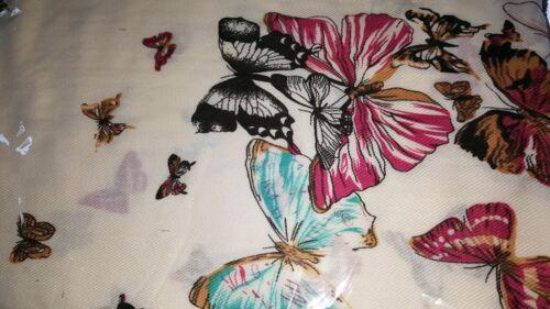Joblot 12 Pz Misti Farfalla Design Sciarpa Nuovo all/' ingrosso 70x200 cm lotto 34