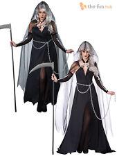 HALLOWEEN FANCY DRESS COSTUME ~ MISS FREDDY KRUEGER XL 16-18