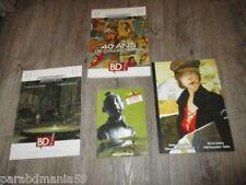 Lot catalogues-enchères&estimations-Drouot+9TH art gallery+Spécial Bd&Tintin