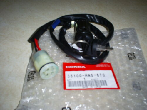 GENUINE HONDA OEM IGNITION SWITCH 2000-06 TRX350  RANCHER  35100-HN5-670 ATV