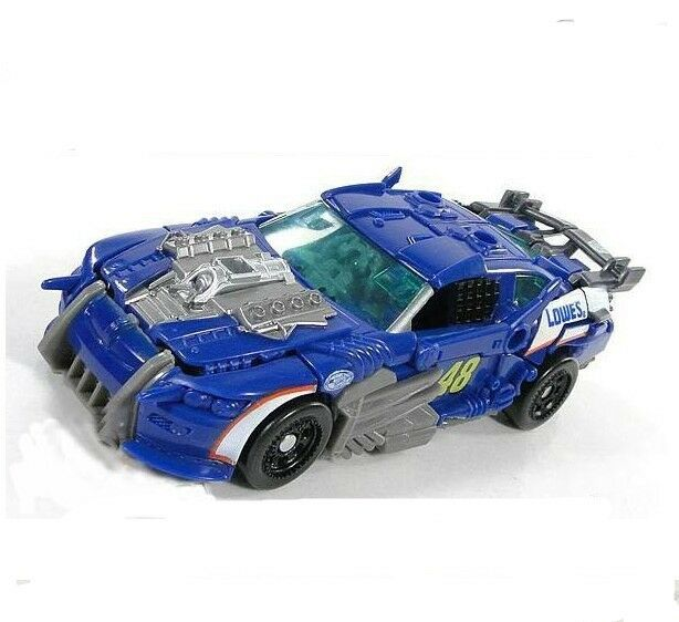 Transformers3 Deluxe AUTOBOT TOPSPIN ACTION FIGURE NEW IN BOX