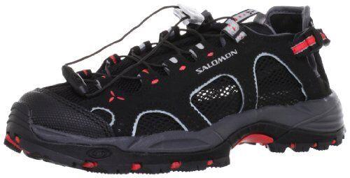 Salomon Womens Techamphibian 3 W Trail Running shoes- Pick Pick Pick SZ color. b90d0d