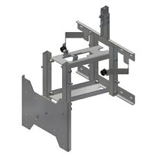 """Concealed Wall mounted 21/"""" Hydraulic drop down Magnetic locking shelf 3 colors!"""