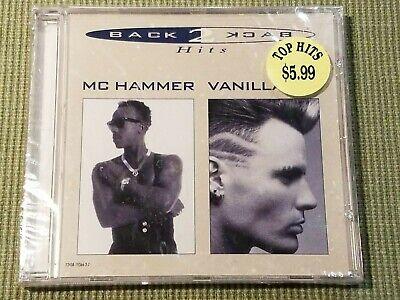 MC HAMMER / VANILLA ICE BACK 2 BACK HITS NEW FACTORY ...