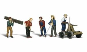 Rail-Workers-O-Scale-Figures-Woodland-Scenics-A2747