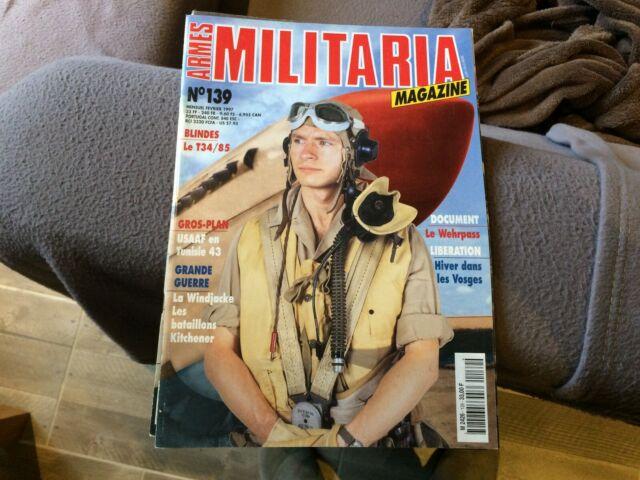 Magazine Militaria Magazine N°139