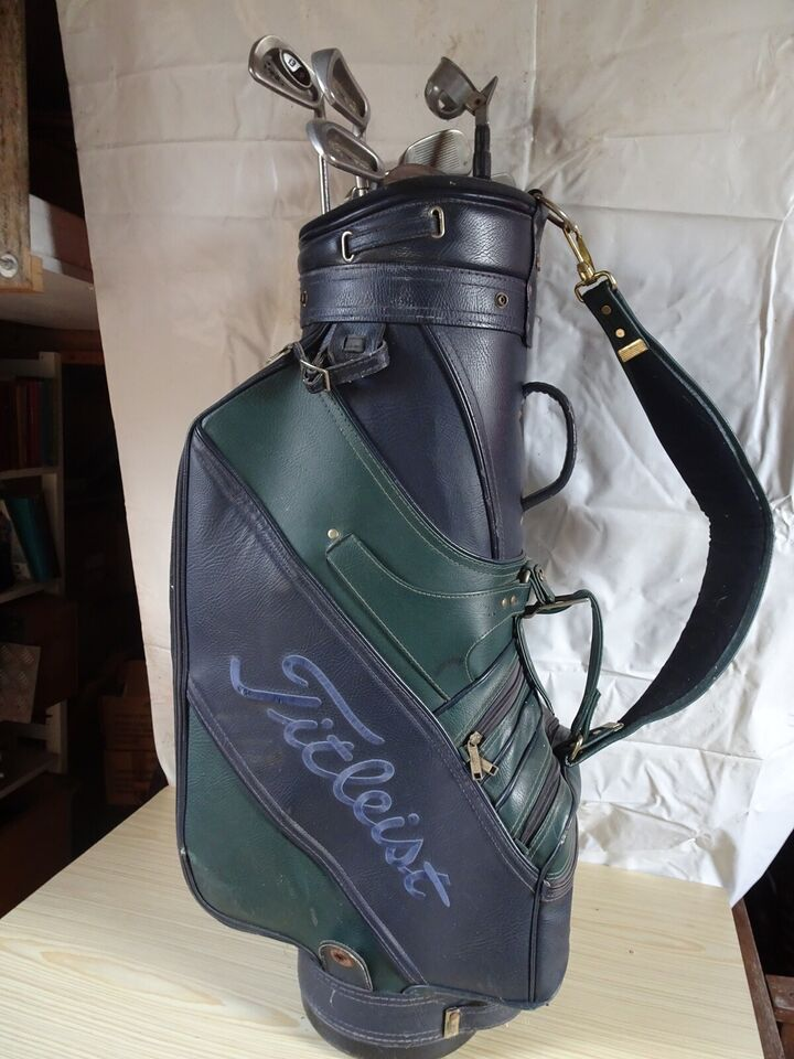 Golfbag, Titleist