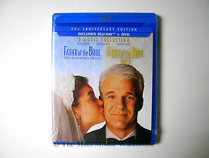 The-Father-of-the-Bride-and-Father-of-the-Bride-II-2-Movie-blu-ray-Collection