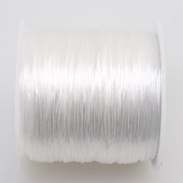 1 Charms Crystal Beading Elastic Cords Rope 85M 130032