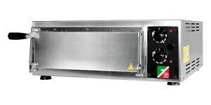 Forno elettrico professionale 1 pizza Effeuno P134H potenza 2,8 kW