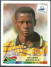 PANINI WORLD CUP FRANCE 1998- #183-SOUTH AFRICA-HELMAN MKHALELE