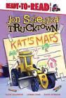 Kat's Maps by Jon Scieszka, Garage Design (Hardback, 2015)