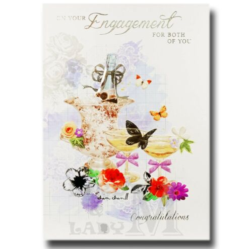 Various Designs Available Engagement Cards