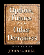Options, Futures, and Other Derivatives (5th Edition), Hull, John C., Acceptable