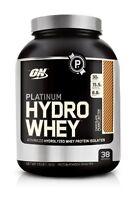Optimum Nutrition Platinum Hydro Whey Protein Powder 3.5 Lb - Choose Your Flavor