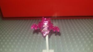 Trans-Dark Pink Ghost Minifigure 75827 NEW LEGO Ghostbusters