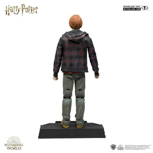 """Harry Potter Ron Weasley 7/"""" Action figure McFarlane Toys in magazzino"""