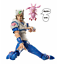 thumbnail 2 - JOJO Super Action Statue Johnny Joestar Figure & Bonus Tusk MEDICOS JAPAN