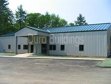 Durobeam Steel 50x80x12 Metal Building Structures Made To Order Kennel Direct