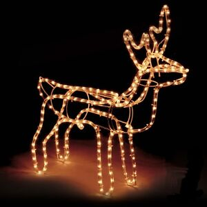 Large-Christmas-Reindeer-Light-Up-Outdoor-Garden-Rope-Decoration-Silhouette