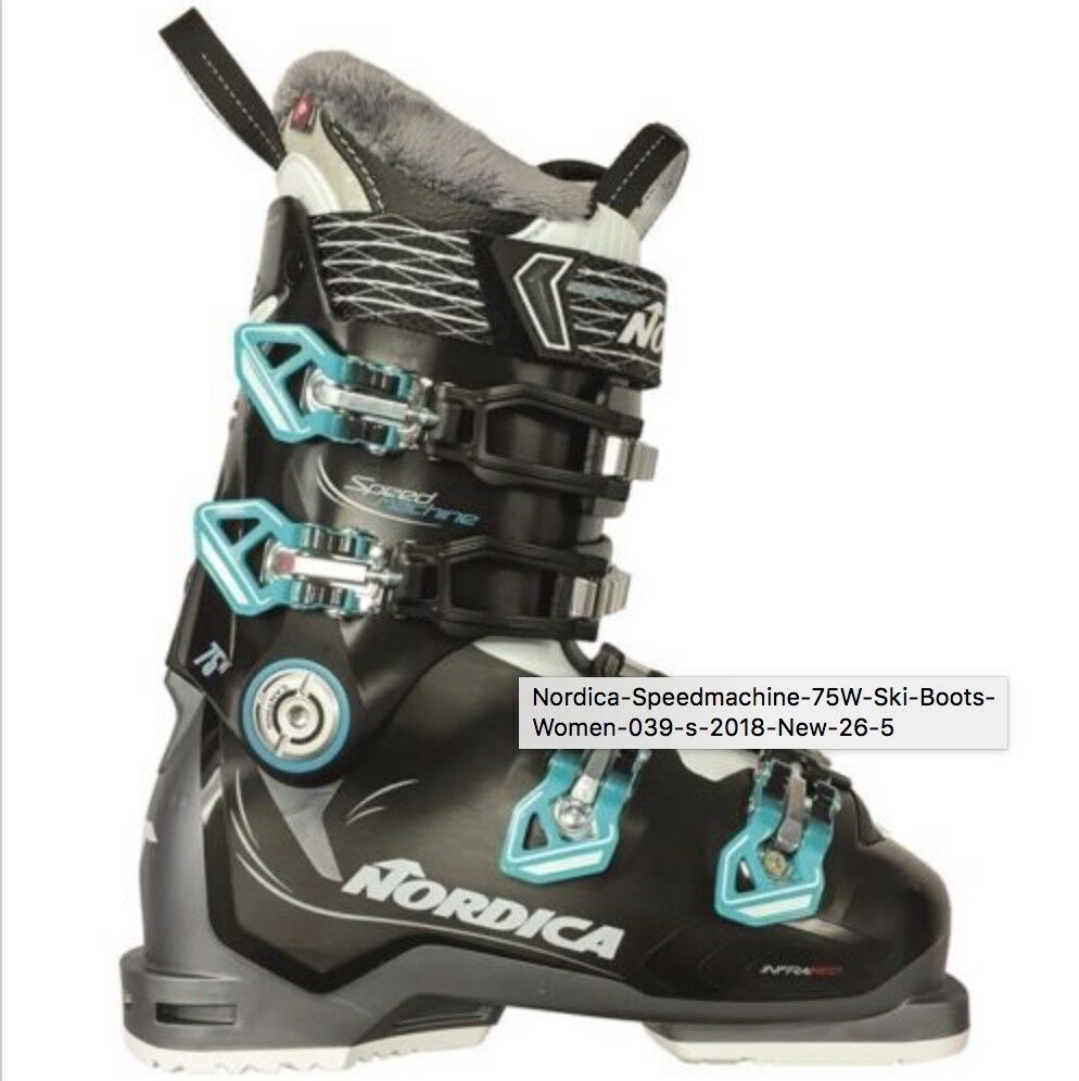 Nordica Speedma ne  75W Ski Boots Women's 2018 New 26.5  just for you