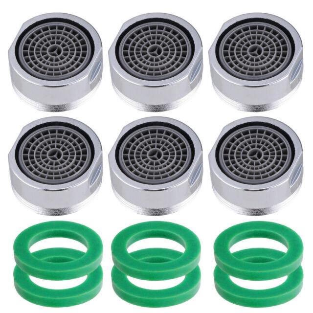 6pcs Kitchen Faucet Water Spray Filter Bathroom Faucet Bubbler Tap Nozzle Filter For Sale Online