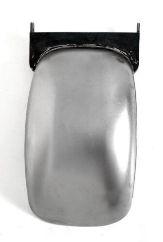 """13/"""" Wide Rear Fender Mudguard Strutless Heavy Duty Steel Fit Harley Sotail FXST"""