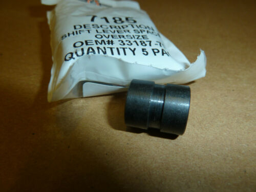 HARLEY DAVIDSON GEAR SHIFT LEVER ROD  OVER SIZE BUSH FOR  BIG TWINS UP TO 1984