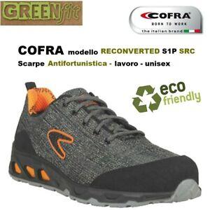 Details zu Cofra Sicherheitsschuhe Modell Reconverted S1p Src 2019 Unisex Arbeit