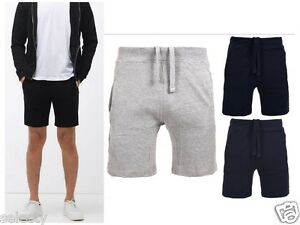 Mens-Slim-Skinny-Jogger-Shorts-Loose-Casual-Gym-Trousers-Sport-shorts-S-M-L-XL