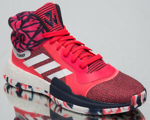 the best attitude 96384 8c6f1 Details about adidas Marquee Boost John Wall New Men s Basketball Shoes  Shock Red White G27737