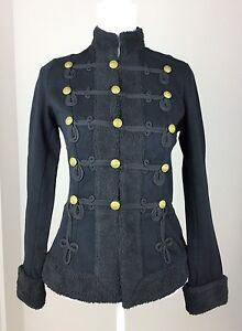 Denim   Supply Ralph Lauren Women Braided Yarn Military Army Officer ... 33af9b74f78