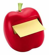 Brand New 3 X 3 Post It Note Apple Pop Up Note Dispenser Teacher Gift