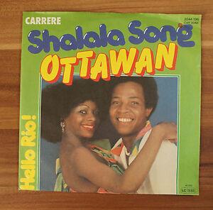 Single-7-034-VINYL-Ottawan-Shalala-Song-HELLO-Rio-Carrere-1980