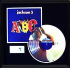 JACKSON 5 FIVE MICHAEL JACKSON ABC LP GOLD RECORD PLATINUM DISC ALBUM RARE