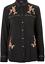 New-Top-Shop-Black-Rodeo-Studded-Embroidered-Shirt-Cowgirl-RRP-39-Now-14-99 thumbnail 1