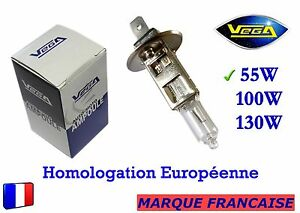 Ampoule-Halogene-VEGA-034-MAXI-034-Marque-Francaise-H1-55W-Auto-Moto-Phare-Avant